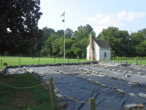 George Washington's Ferry Farm, Fredericksburg, VA